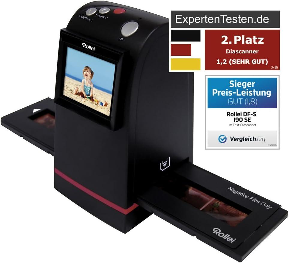 Rollei Df S 190 Se Dia Film Scanner Mit 9 Megapixel Kamera