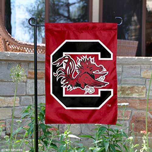 South Carolina Gamecocks Garden Flag (Flag South Carolina Gamecocks)
