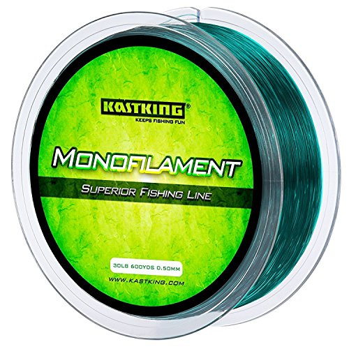 KastKing World's Premium Monofilament 274M/300 Yards - 20LB