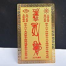 Feng Shui Tai Sui Amulet Card/talisman/fengshui W Fengshuisale Red String Bracelet M6033