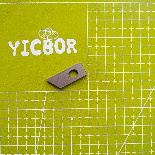 YICBOR Lower Knife Blade Serger 141000331 For White Overlocker 1500 1600 1634 1634D 4500 by YICBOR