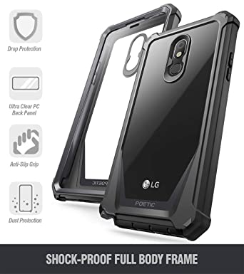 Amazon.com: Poetic Guardian Series - Carcasa para LG Stylo 5 ...