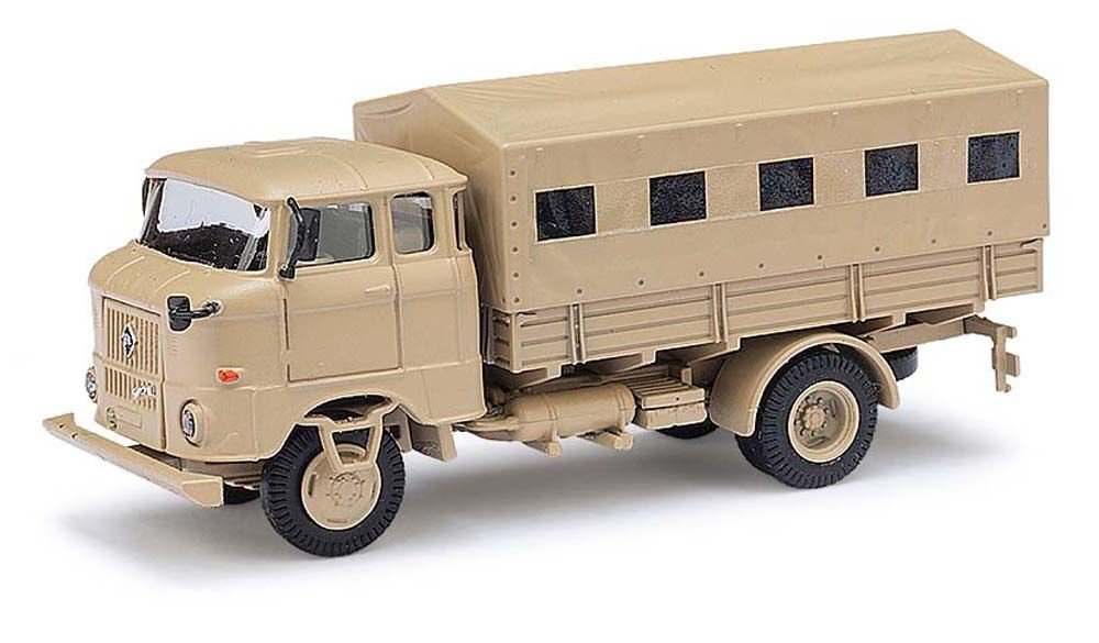 Busch 95155 IFA W50L Truck Irk HO Scale Model Vehicle