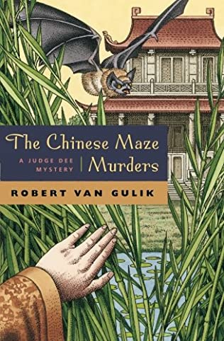 book cover of The Chinese Maze Murders