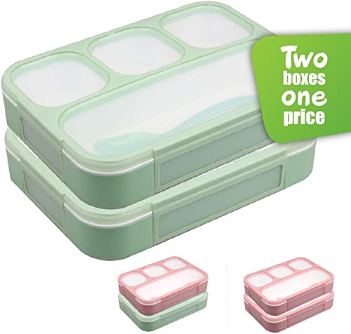 New Tomorrow Leakproof Bento Lunchboxes