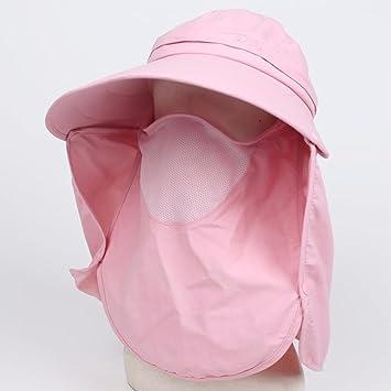 ERLINGSAN-MZ Sombreros De La Mujer De Verano Paseo Protector Solar ...