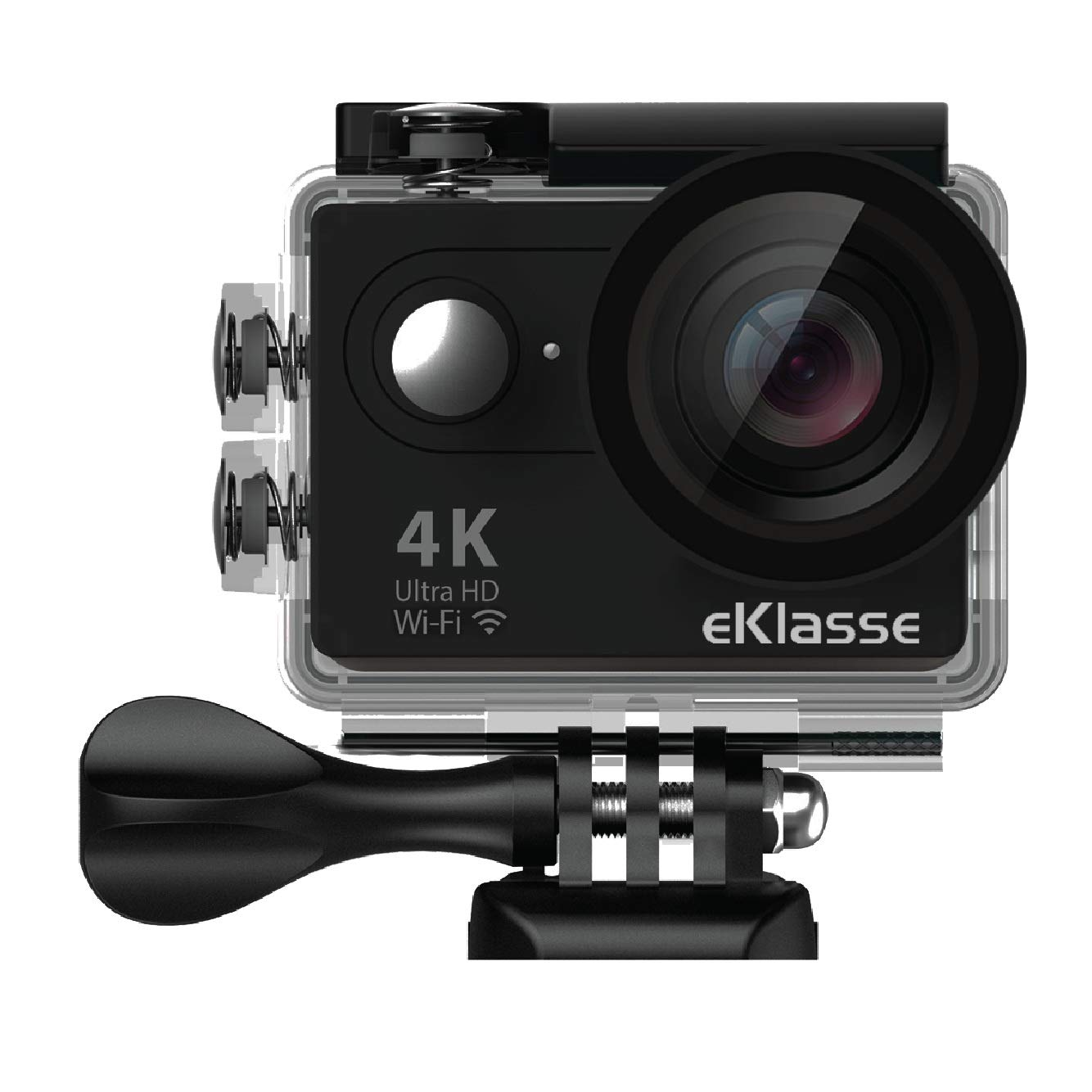 eKlasse EKAC02EG Action Camera 4K Ultra HD, 2