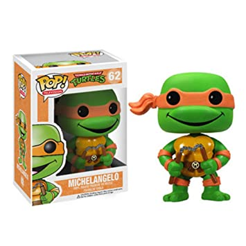 Amazon.com: Funko POP TMNT Young Mutant de las Tortugas ...