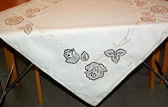 Plauener dentelle ® Table Coureur Table Coureur TABLE coureur nappe DECO 30 cm environ