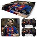 GoldenDeal PS4 Slim Skin and DualShock 4 Skin - Soccer - PlayStation 4 Slim Vinyl Sticker for Console and Controller Skin