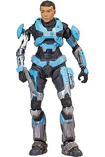 McFarlane Toys Halo Reach Series 2 Kat Action Figure Cyan