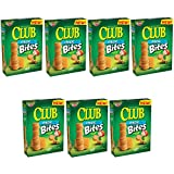 Keebler Club Snack Crackers (Cheese, Pack of 7)