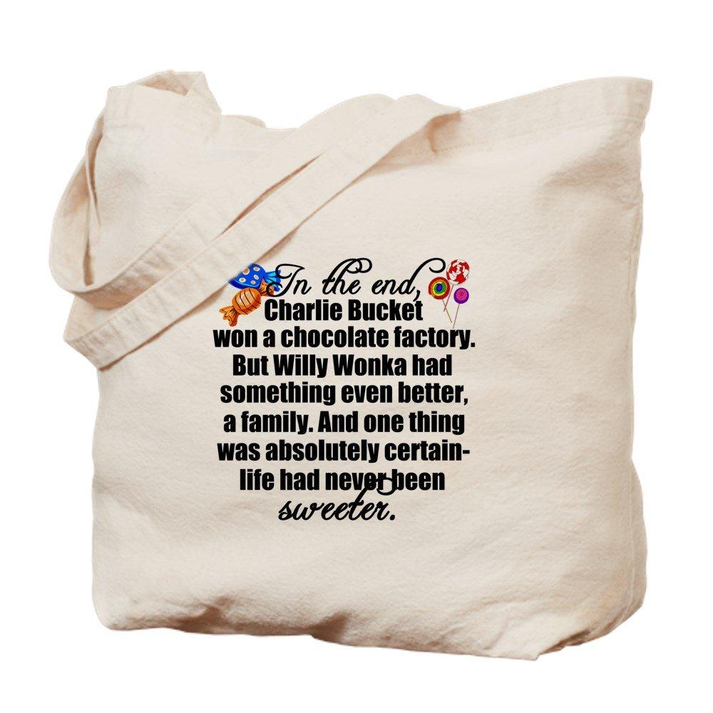 【あすつく】 CafePress – – CafePress Willy Wonka – – ナチュラルキャンバストートバッグ、布ショッピングバッグ B06Y2M3X2S, 田原市:29b4bf0d --- 4x4.lt