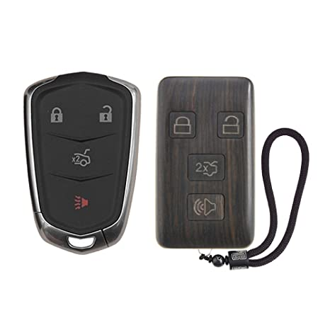 Amazon Com Shikelang Keyless Entry Remote Control Refit Rosewood