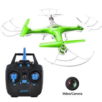 kingtoys Drone RC Quadcopter con HD cámaras - JJRC H97 Drone con ...