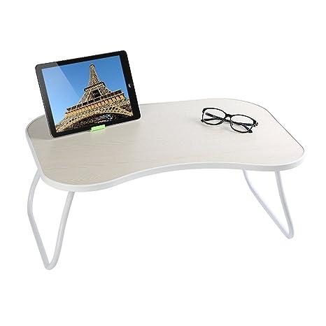 Amazon.com: Home BI - Mesa de ordenador portátil para cama ...