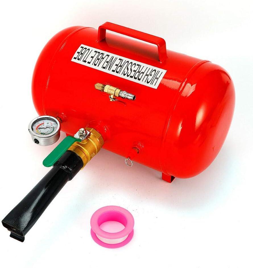 Compressore dAria Portatile WUPYI2018 con manometro 20 l