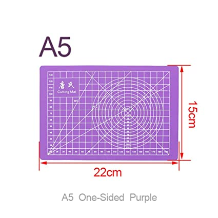 Cutting Mats Office & School Supplies Diy Cutting Mat Pad Double Side Self-healing Fabric Leather Paper Craft Non Slip Cut Board Tools Craft Art Supplies