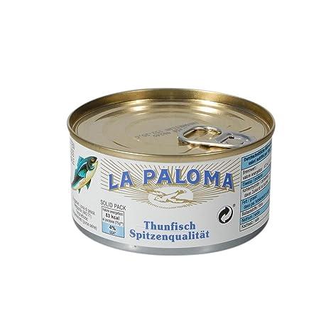 I. Schröder GmbH & Co. KG: La Paloma - Thunfisch Spitzenqualität ...