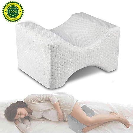 Dormire Con Il Cuscino Tra Le Gambe.Cuscino Per Guanciale Con Contorno Di Schiuma In Memory Foam Per