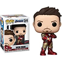 POP Iron Man Tony 580# Film en Televisie Perifere Handgemaakte Speelgoed Ornamenten Pop Model Knielen Houding…