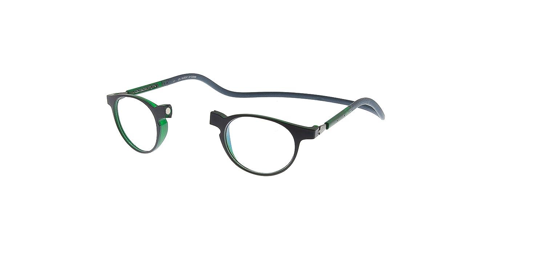 06aab4bdb6 New Slastik Magnetic Clic Style Reading Glasses Frames Soho 006 With Soft  Case Power