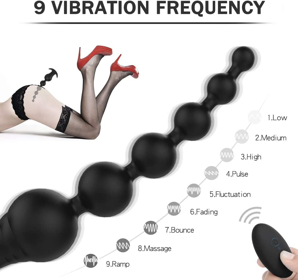 Heating Vibrating Simulator Plug 10 Patterns Male Postate Massger for Man Wireless Remote Control Vibrate Six Toy for Men T-Shirt