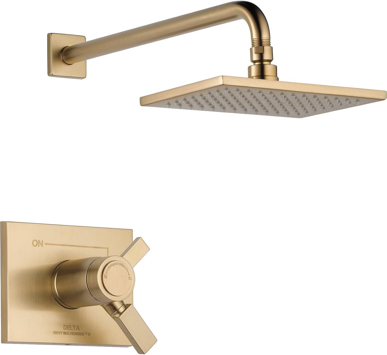 Delta Faucet T17T253-CZ-WE Vero Tempassure 17T Series Shower Trim ...