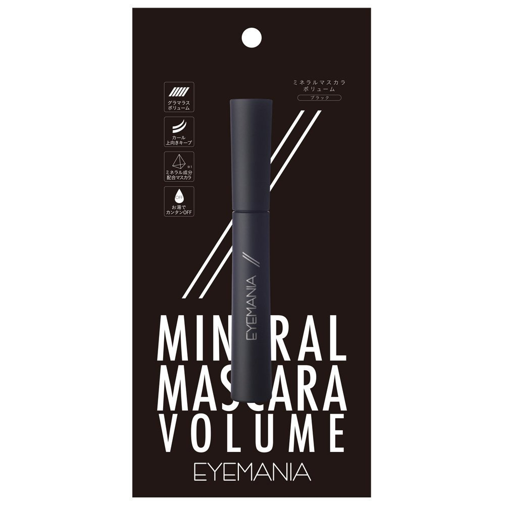 EYEMANIA Mineral Mascara [Separate Long]