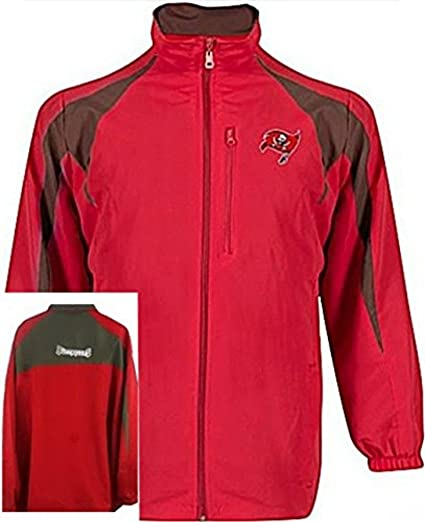 reputable site 41324 2ff78 Tampa Bay Buccaneers NFL Team Apparel Midweight Blitz Jacket Big   Tall  Sizes ...