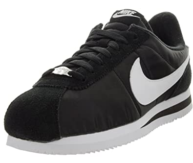 Nike Herren Cortez Basic Jewel 833238-002 Traillaufschuhe, Schwarz (Black/White 002), 42.5 EU