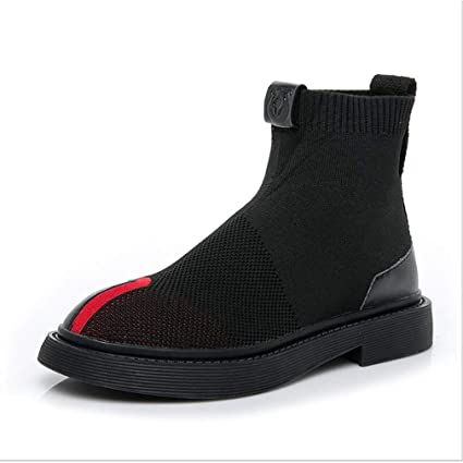 bc24ed6f442d2 Amazon.com : Women's Casual Shoes 2018 New Spring/Fall Knit Socks ...