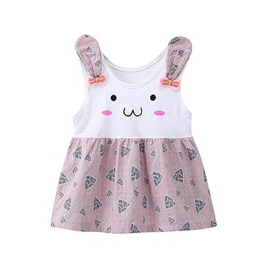 04a9a41897 Turkey Cute Bunny Dress 6-24 Months