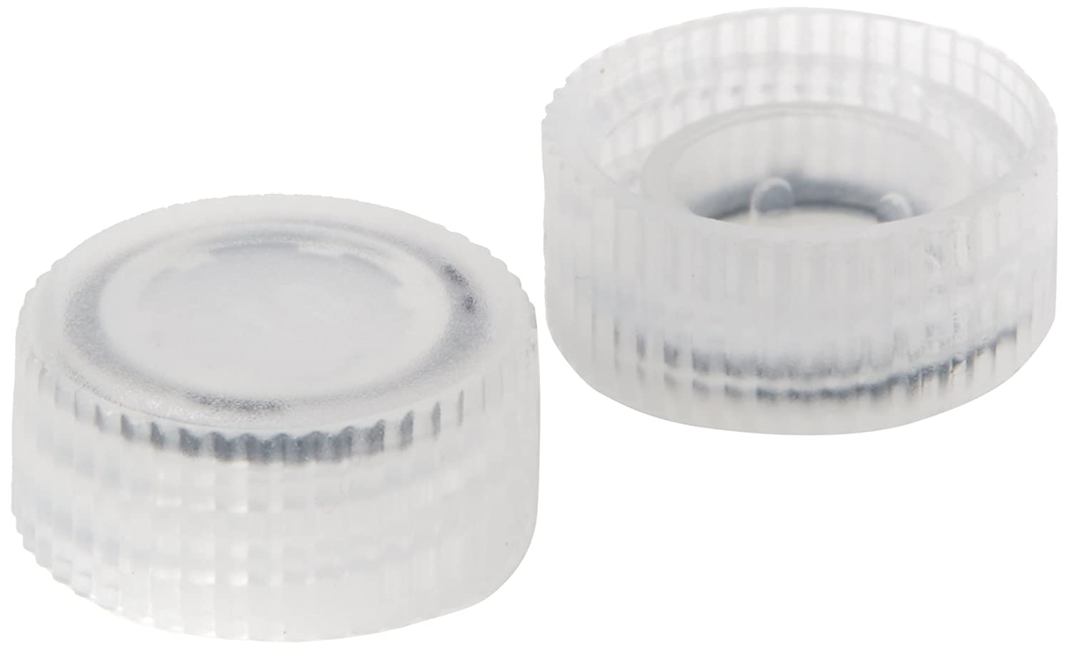 Medline 409601 Screw Cap with O Ring, Natural (Pack of 500)