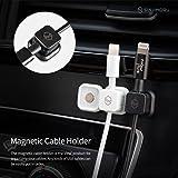 Sinjimoru Magnetic Cable Clips, Multipurpose