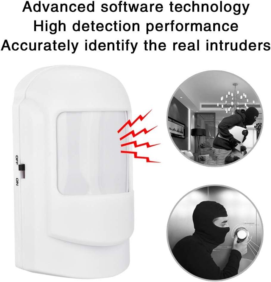 Home Security WiFi Motion Sensor Infrared Sensor Motion Detector Alarm for Home Security