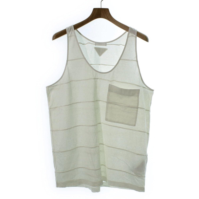 (プラダ) PRADA メンズ Tシャツ 中古 B076MG6BKB  -
