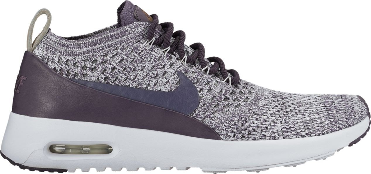NIKE Women's Air Max Thea Ultra FK Running Shoe B0059C2QG0 7.5 B(M) US|Dark Raisin/Dark Raisin-white-pale Grey