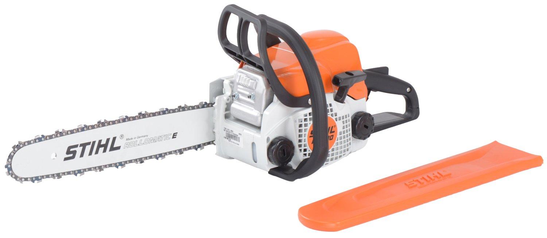 Stihl Cast Iron Chain Saw MS-180 (Orange)