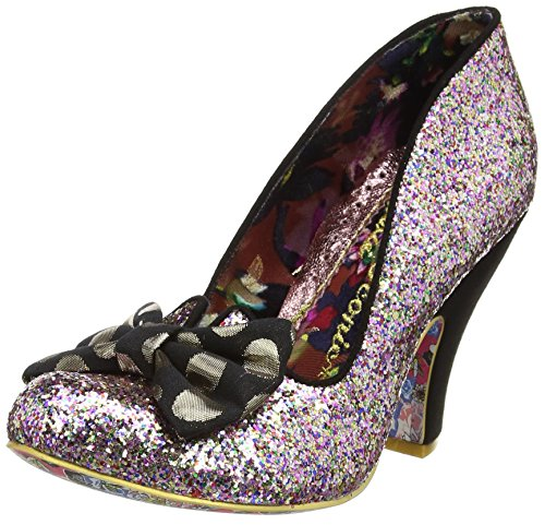 Escarpins Femme Nick Time Choice Multicolore Irregular Of Glitter multi qIAw6X