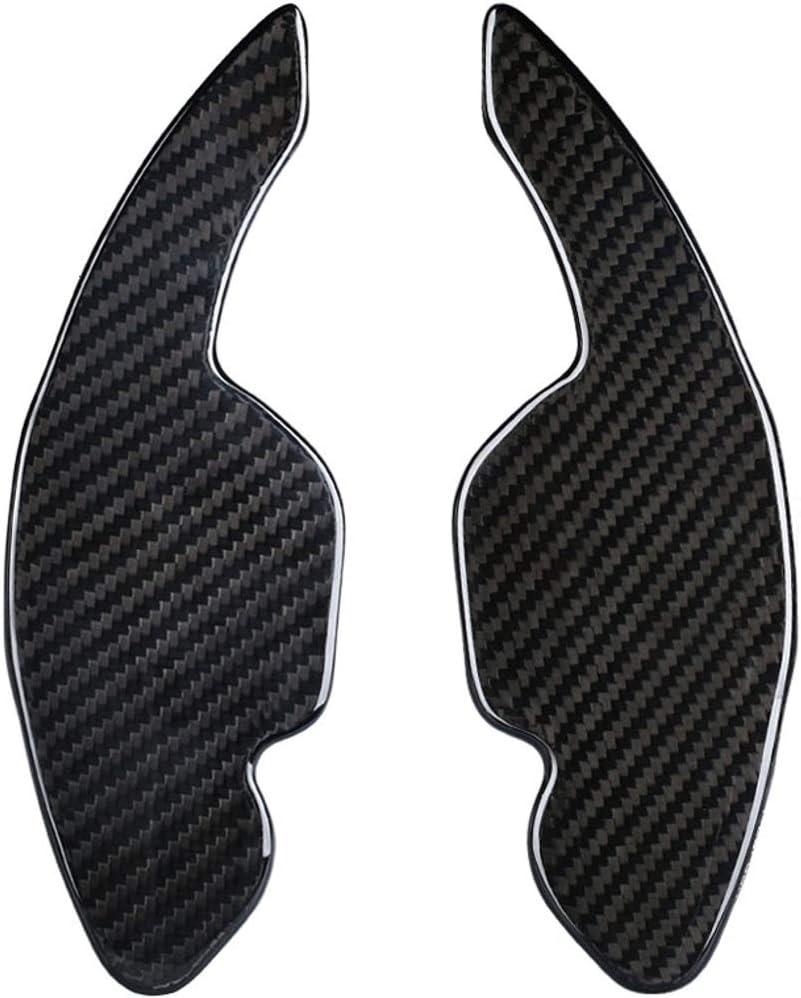 Overdrive-Racing Echt Carbon Schaltwippen Verl/ängerung Passend F/ür A3 S3 RS3 A4 S4 RS4 A5 S5 Q5 A6 S6 RS6 Q7 A8 S8 R8 S RS TT Typ-B
