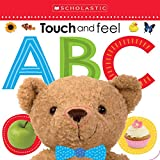 Touch and Feel ABC (Scholastic Early Learners)