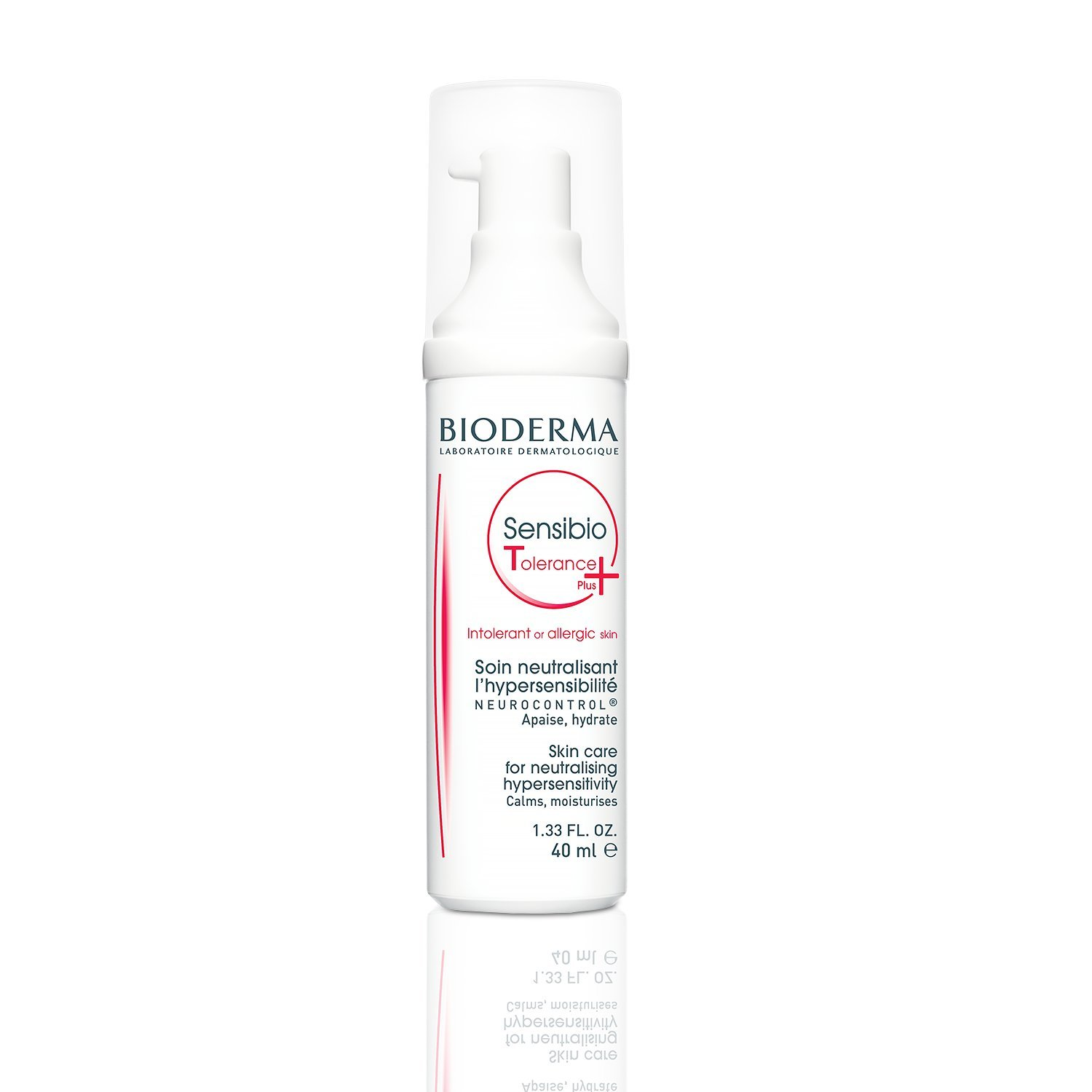 Sensibio Tolerance Plus 40 Ml Bioderma s.l 28725