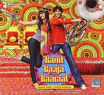 Band Baaja Baaraat Bollywood Audio Cd Soundtrack By Salim Sulaiman