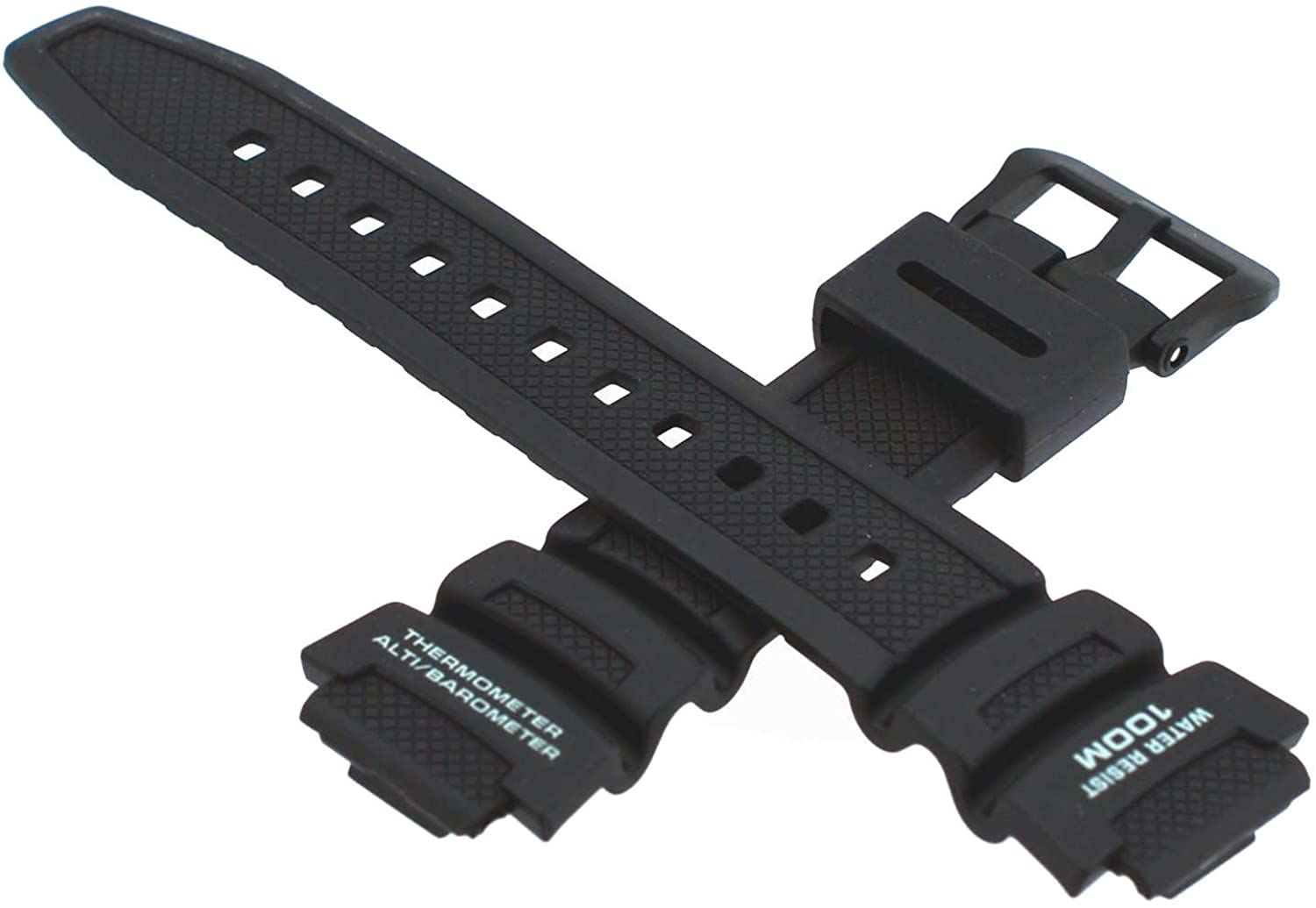 Casio #10360816 Genuine Factory Replacement Band - SGW400H-1BV, SGW300H-1AV