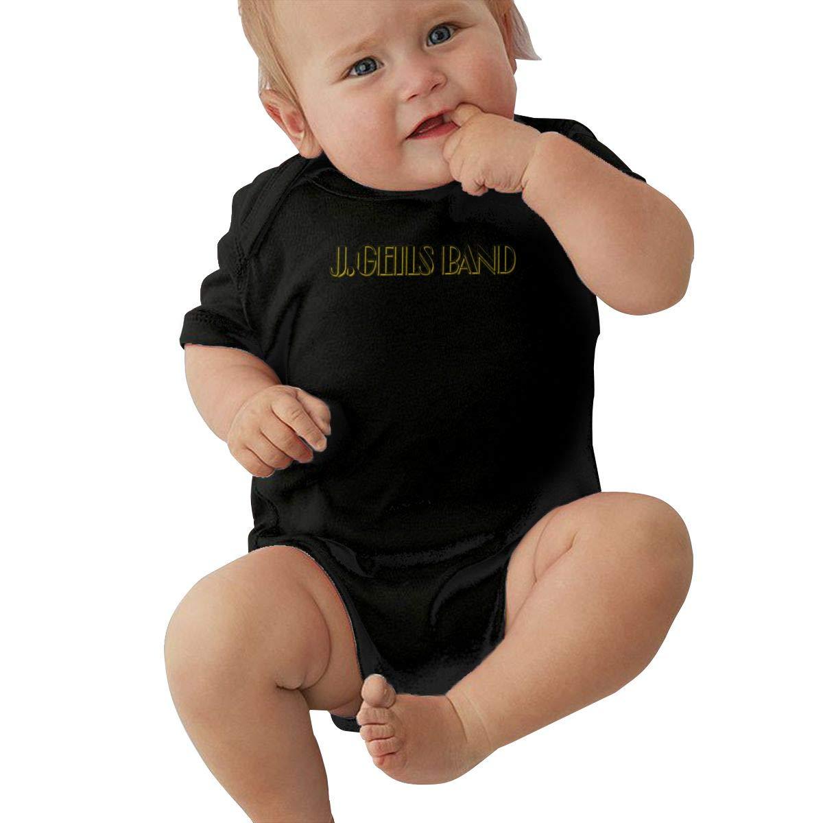 Geils Band Unisex Baby Boys Girls Romper Bodysuit Infant Funny Jumpsuit SusanHuling J