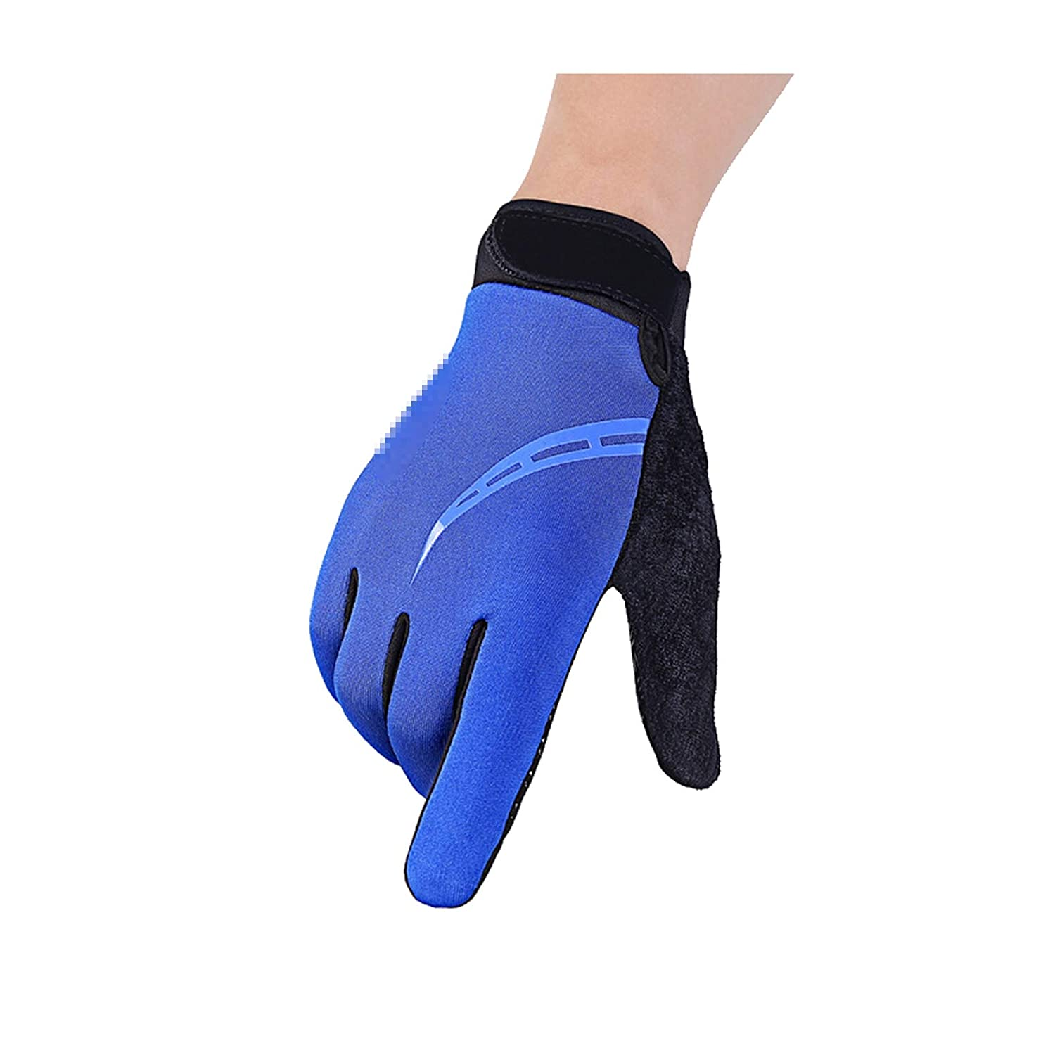 Blisfille Guantes Hombre Smartphone Guantes Moto Blancos Guantes ...