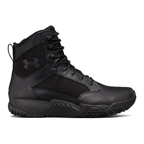 6eb8a3ec2df Under Armour Men's Stellar Tac Side Zip Sneaker