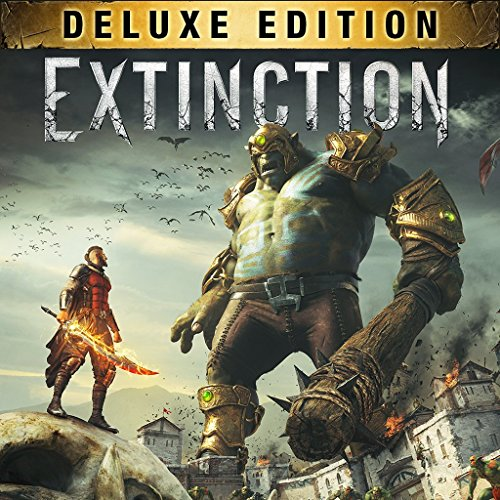Extinction: Deluxe Edition - PS4 [Digital Code] by Maximum Games
