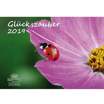 GLüCK magique - Format A3 - Haute Calendrier 2019 - Porte-bonheur ...